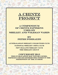 Chintz Project by Peter Porrazzo