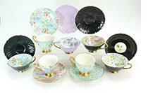 collection of chintz patterns