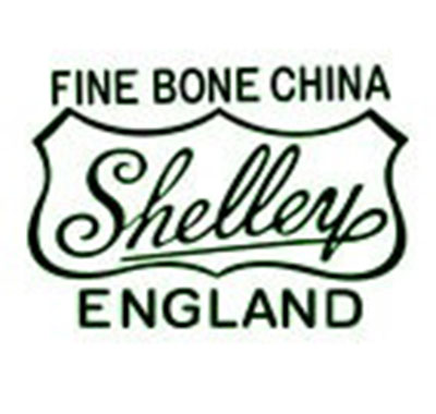Genuine Shelley fine bone china back stamp