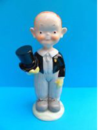 Mabel Lucie Attwell bridegroom figurine