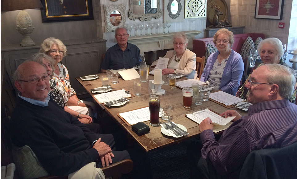North East Region - informal lunch 31 May 2018