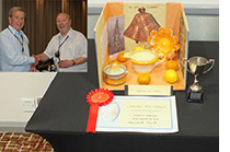 Oranges and Lemons - pot show winner