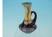 Wileman pastello miniature jug by Frederick Rhead no.3548