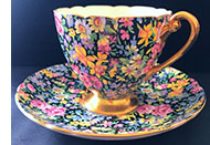 Ripon chintz cup and saucer