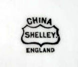 Fake shelley cina back stamp
