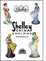 Shelley Girl Tea Towel