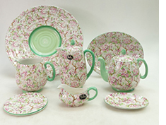 Shelley Maytime part Teaset