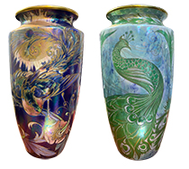 more slater vases sold at Maxwells