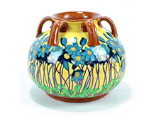 Wileman six handled vase Rd.330305 3021