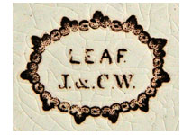 James & Charles Wileman on Leaf
