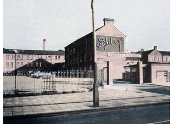 The Shelley Factory