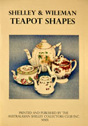 Shelley & Wileman Teapot Shapes