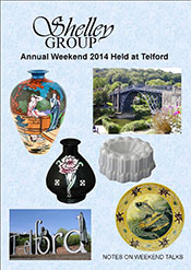 Shelley Group Annual Weekend talks 2014