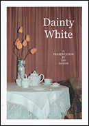 Dainty White book cover