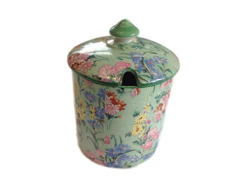 Shelley Melody preserve pot